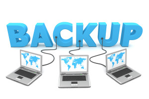 a cloud based backup